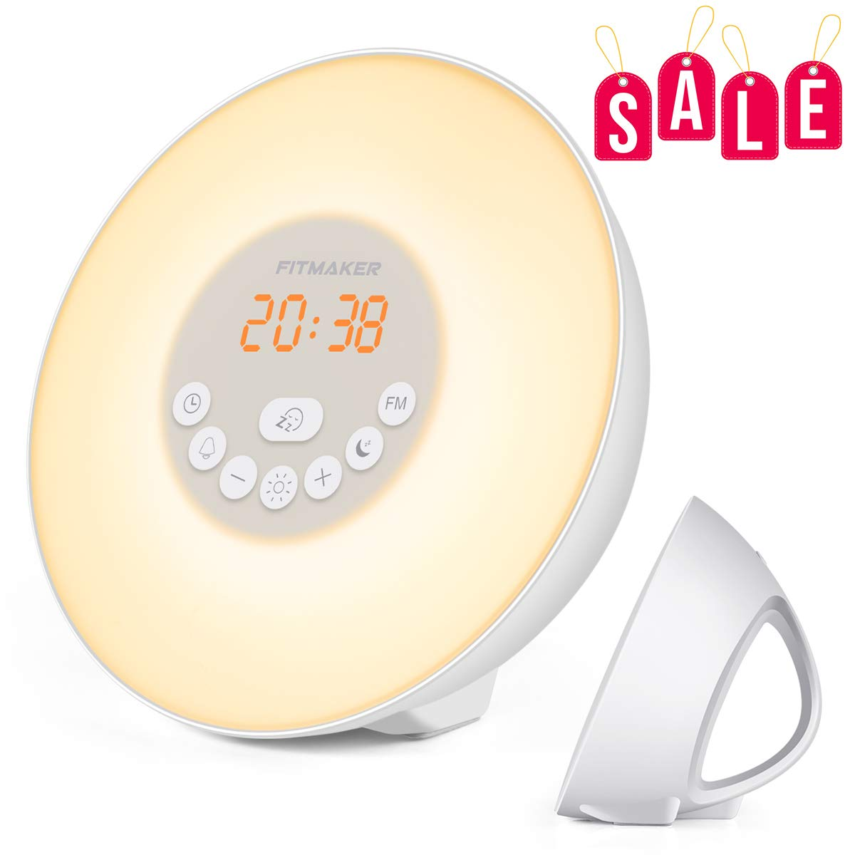 Dapril Sunrise Alarm Clock