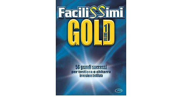 Facilissimi gold. Vol. 1 (musica stampata): Amazon.es: Divers ...