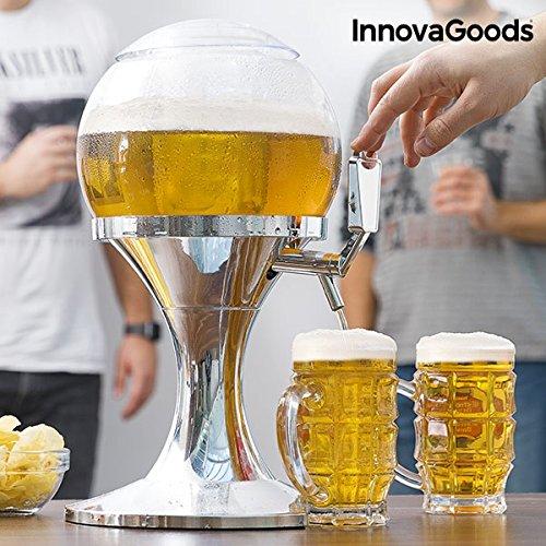 Eurowebb dispensador Tubo refrigerante de Cerveza en Forma de balón - Fiestas cóctel: Amazon.es: Electrónica