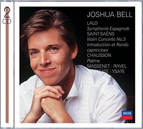 Violin Concertos by Lalo & Sai...