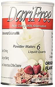 Vance's Dari Free Original Powder,Net Wt. 19.5 oz