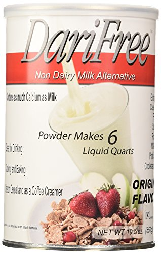 Vance's Dari Free Original Powder,Net Wt. 19.5 oz by Vance's Foods