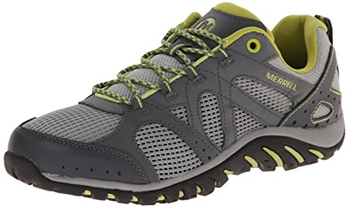 Merrell Men's Rockbit Cove Hiking Water Shoe, Castle Rock/Gr