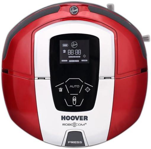 Hoover RBC040/1 Robo.com3 - Robot aspirador slim, 24 W, 0,5 camas ...