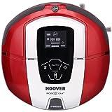 Hoover RBC040/1 Robot Aspirapolvere ROBO.COM3, 0.5 litri, Rosso