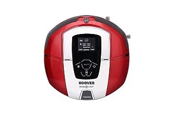 Hoover RBC040 - Robot aspirador con filtro HEPA, hasta 90 mins. de autonomía,