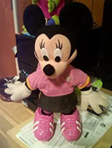 """Fisher Price Talk 'N Skate Minnie Mouse 14"""""""