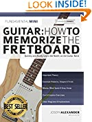 #10: Guitar: How to Memorize the Fretboard: Quickly and Easily Learn the Notes on the Guitar Neck