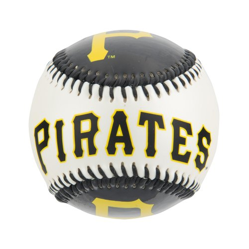 fan products of Franklin Sports MLB Pittsburgh Pirates Team Softstrike Baseball
