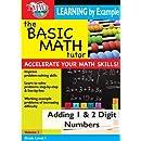 Basic Math Tutor: Adding 1 & 2 Digit Numbers