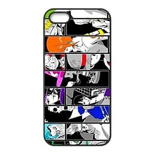 MeowStore Japan Cartoon Luffy Nami Chorper Phone Case For Iphone 5 5s Black