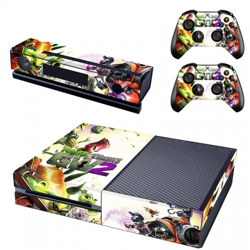 plant-vs-zombie-2-skin-protector-for-xbox-one-and-controller