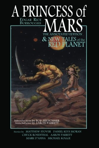 Which is the best a princess of mars annotated edition?
