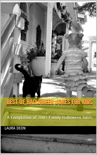 Best of Halloween Jokes For Kids: A Compilation of 200+ Family Halloween Jokes ()