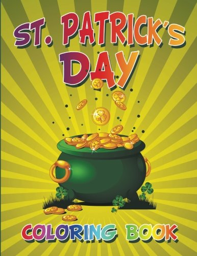 Download St. Patrick's Day Coloring Book PDF