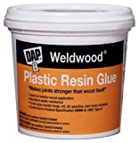 Dap 00204 Weldwood Plastic Resin Glue 4.5-Pound