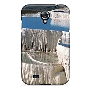 New Fashion Premium Tpu Case Cover For Galaxy S4 - Pamukkale