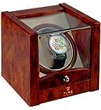 Time Tutelary Watch Winder - Burl by Time Tutelary