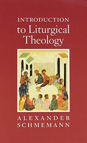 E.b.o.o.k Introduction to Liturgical Theology<br />[T.X.T]