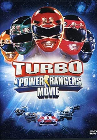 Turbo: Power Rangers Movie [Reino Unido] [DVD]: Amazon.es: Cine y Series TV