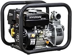 Hyundai HY-HYH40 Motobomba Gasolina