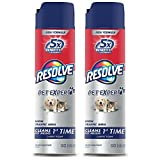 Resolve Pet Expert High Traffic, Carpet Foam, 22 oz (Pack of 2)