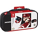 Nintendo Switch Game Traveler Deluxe Travel Case- Mario Kart 8 Deluxe - Nintendo Switch;