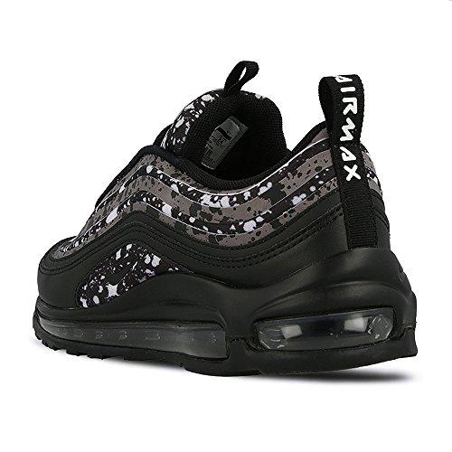 Nike W Air Max 97 Ul 17 Prm Donna Ao2325-002 Nero / Nero-vasto Grigio