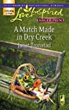 A Match Made in Dry Creek, Janet Tronstad, 0373813058