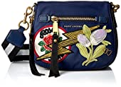 Marc Jacobs Nylon Patchwork Small Nomad