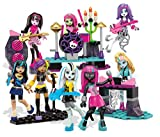 Mega Bloks Monster High Glam Ghoul Band Building Kit