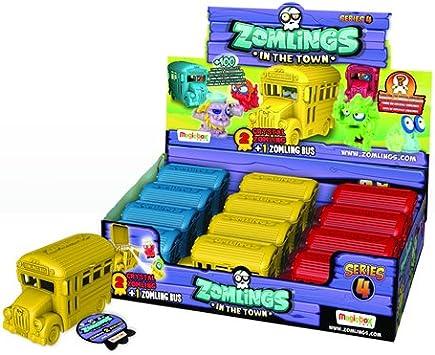 Zomlings Serie Bus 4 - 12 boquillas azar: Amazon.es: Juguetes y juegos