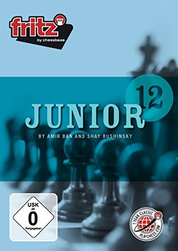 Junior 12Ajedrez Jugar Software