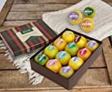 Essential-Oil-Bath-Aromatherapy-12-Lush-Bath-Bombs-Super-Sized-Natural-Bath-Fizzers-with-Organic-Ingredients