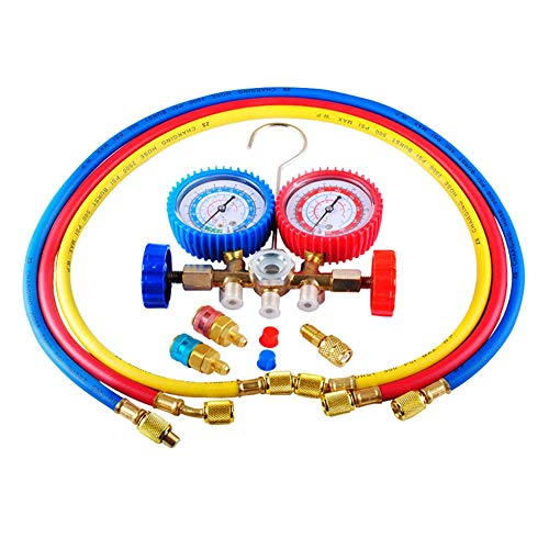 AC Diagnostic Manifold Gauge Set for R134A R12 R22 for sale  Delivered anywhere in Canada