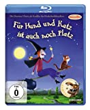 Room on the Broom [ Blu-Ray, Reg.A/B/C Import - Germany ]