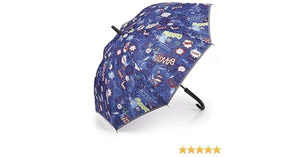 Paraguas Largo Ni/ño Gabol Game Rojo