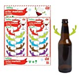 DCI Antler Drink Markers, Set of 6 by DCI