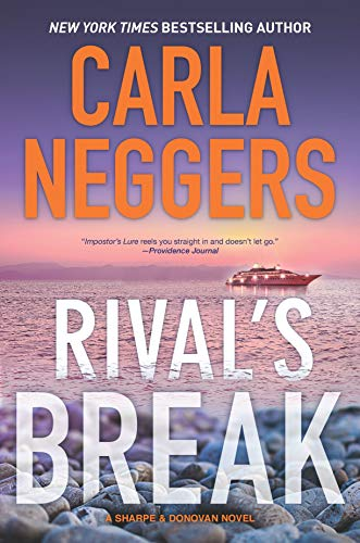 Pdf Thriller Rival's Break (Sharpe & Donovan)
