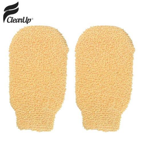 FClearup Shower Gloves Exfoliating Wash Skin Spa FoamMassage Scrubber Hemp Body Towel - 1PCS (Cutthroat Island Costumes)