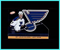 2001-02 Pacific Atomic #83 Keith Tkachuk ST. LOUIS BLUES