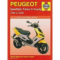 Peugeot Speedfight, Trekker & Vivacity Scooters ('96 To '08): 1996 to 2008 (Haynes Powersport)