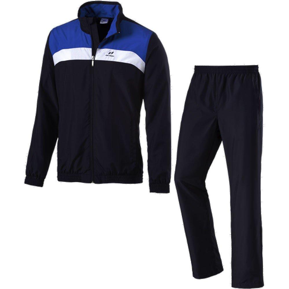 59a5a7956c5b7 Intersport Men's Tracksuit dark blue/blue/white Size:24 (M): Amazon ...
