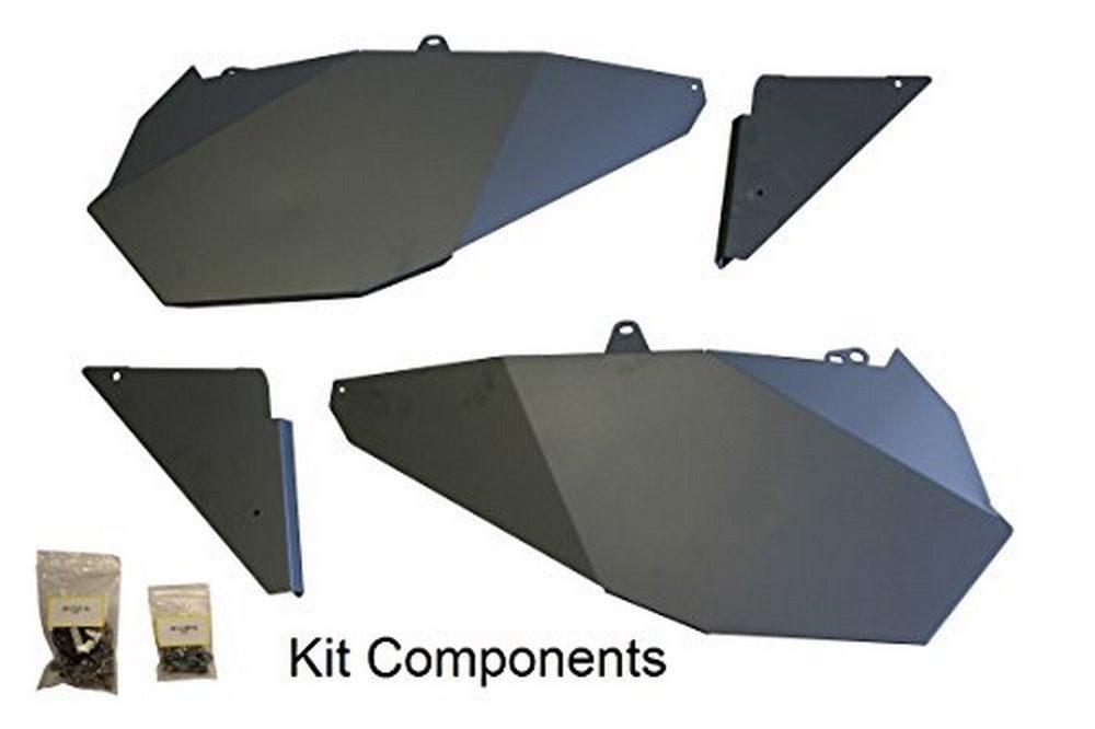 Dragonfire Racing Door Panel & Slammer Kit 07-1010