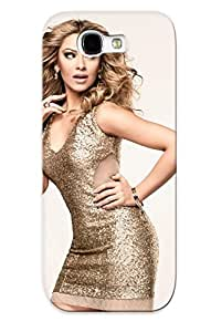 Crazinesswith Protection Case For Galaxy Note 2 / Case Cover For Christmas Day Gift(hadise Acikgoz)