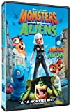 Monsters Vs. Aliens (Bilingual)