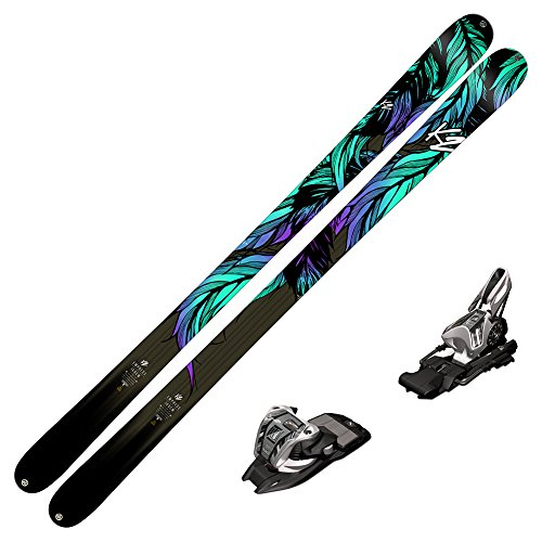 K2 2018 Empress Women's Skis with Marker M 11.0 TC Bindings (K2 Ski Equipment)