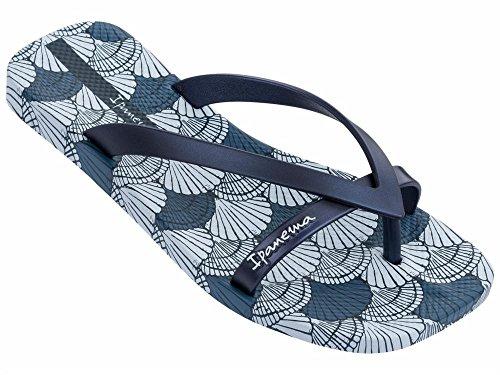 Sandals Flip Womens Kirey Navy II Ipanema Flops xa7HqU