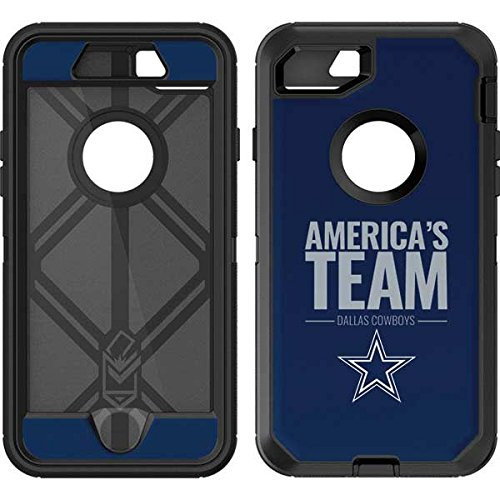 release date f3e94 f793a Amazon.com: Dallas Cowboys OtterBox Defender iPhone 7 Skin - Dallas ...