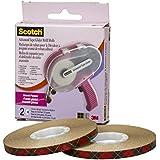 Scotch 085-R ATG Advanced Tape Glider Refill Rolls, 1/4-Inch by 36-Yard, 2-Rolls/Box, 6-PACK